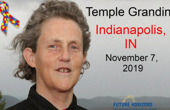 Dr. Temple Grandin is coming to Indiana!