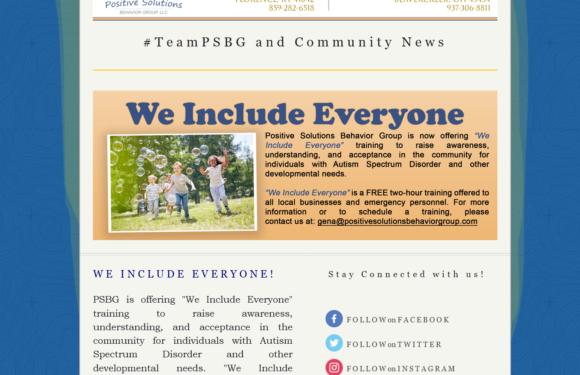PSBG & Community News!
