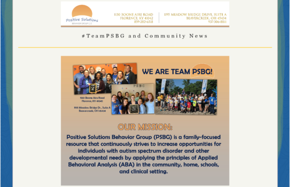 #TeamPSBG October News