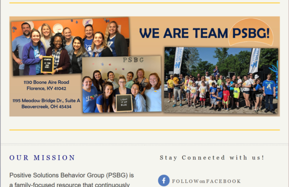 #TeamPSBG December Newsletter