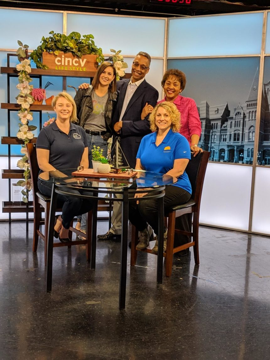PSBG on WCPO Cincy Lifestyle