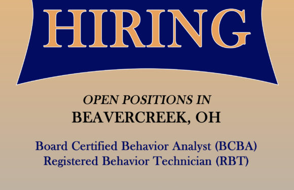 WE ARE HIRING in Beavercreek, OH!