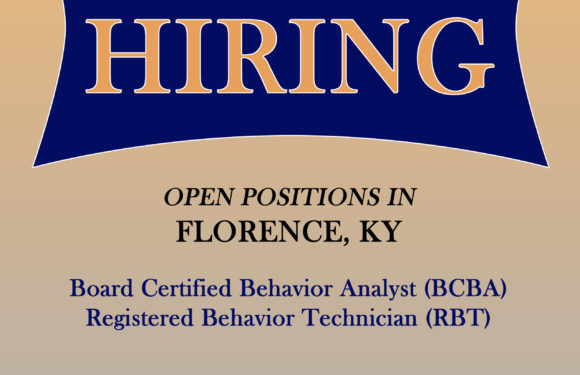 WE ARE HIRING in Florence, KY!