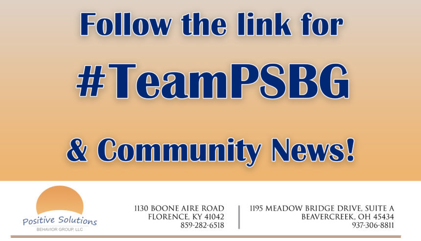 #TeamPSBG Newsletter