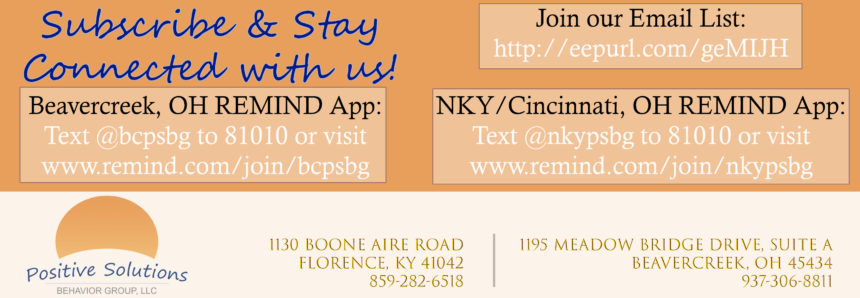 Stay Connected with Us…